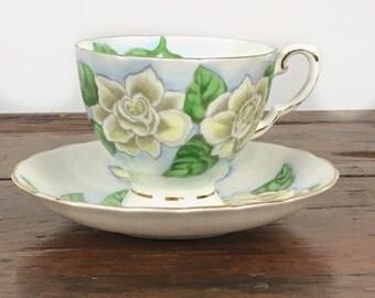 Bone China teacup set antique cup and saucer English china teacup set