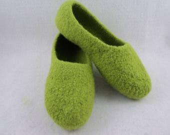 PDF Slip On Slipper Pattern Felted Knit