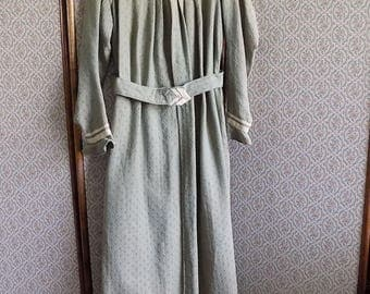 Early 1900's Morning Dress