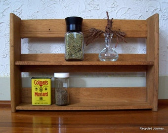 Simple Spice Rack
