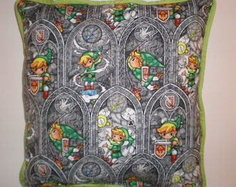 Legend of Zelda Link Pillows