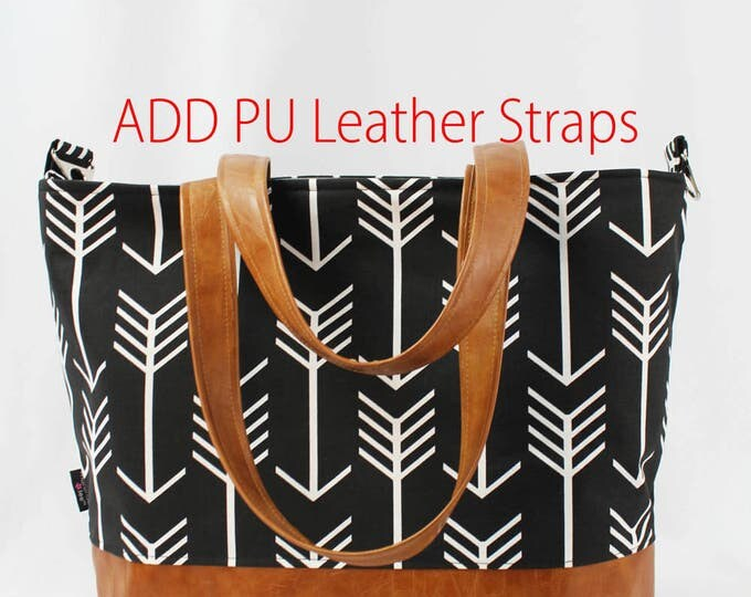 ADD On - Upgrade to PU Leather Straps