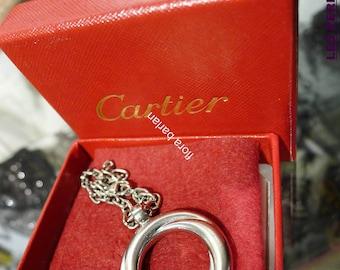 cartier key ring