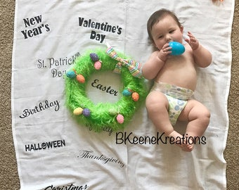 Baby Blanket Personalization Add On
