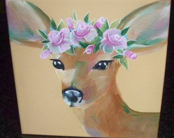 Pretty Little Doe Original