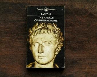 Penguin Classics Tacitus - The Annals of Imperial Rome