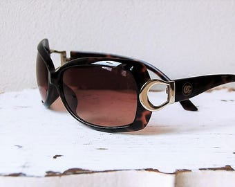 Vintage Oleg Cassini Sunglasses Tortoise Shell