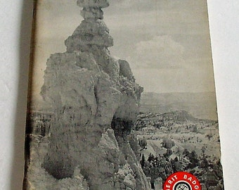 Geology Handbook- Boy Scouts of America 1953 Copyright USA 82 Page Merit Badge Series