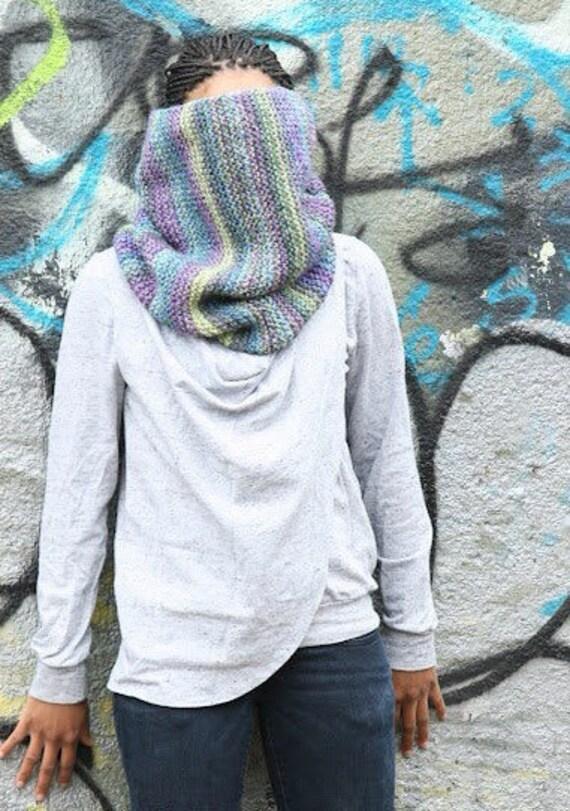 Multicolored Neck Warmer