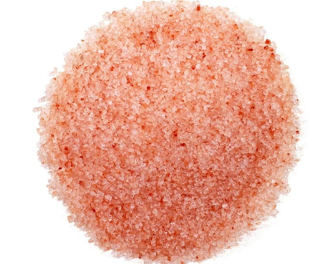 Himalayan Pink Salt (Fine Grain) Variety of Packaging