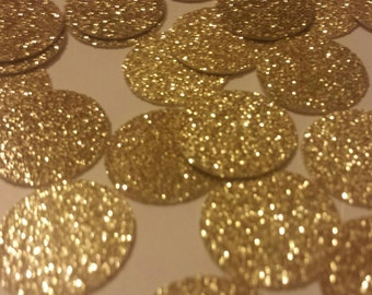 READY TO SHIP 100 Glitter gold Confetti Wedding Birthday Party  Bridal Shower Baby Shower Princess Pink Gold Invitation Table Decor
