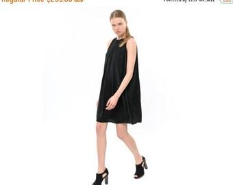 Little black Dress, Elegant dress code, Sleeveless Short Floral Dress, Designer Trendy Cocktail Dress for Spring and Summer Fashion
