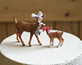 Baby Shower Cake Topper Redneck Deer