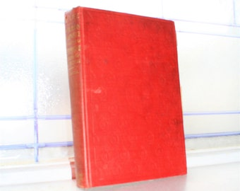 Antique 1906 Book The Life of Napoleon Bonaparte