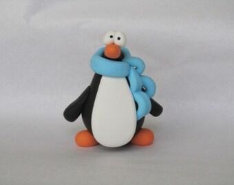 Whimsical Penguin