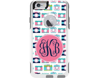 Photography Personalized Custom Otterbox Commuter Case for iPhone 6 and iPhone 6s