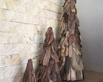 Handcrafted Driftwood Tree - MEDIUM