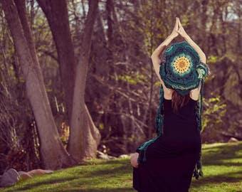 "Sacred Spirit Hood ""Heart Chakra"""