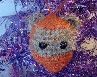 Star Wars Ewok Inspired Ornament - Mini Plushie - Tiny Doll