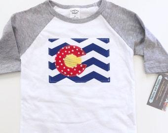 Colorado shirt Colorado kid Baby Denver