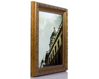 "Craig Frames, 22x28 Inch Antique Gold Picture Frame, Ancien Ornate 1.325"" Wide (63012228)"