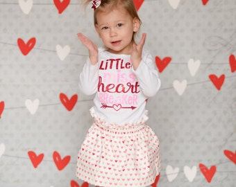 Little MISS Heartbreaker Onesie/Shirt