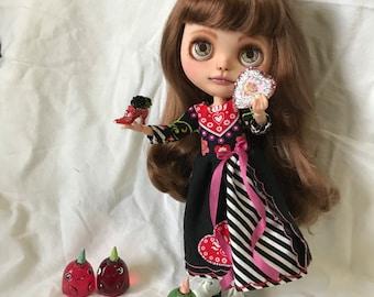 Valentines Blythe Dress Set