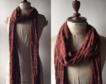 Rare 1920s long scarf 1930s