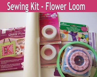 DESTASH,Sewing Supplies,sewing crafts, quilting supplies,flower loom, flower crafts, inkjet adhesive
