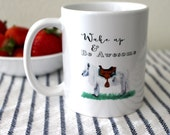 Christmas Mug, Christmas Coffee Mug, Coffee Mug, Christmas Gift, Coffee Cup, Pony Mug, Country Mug, Horse