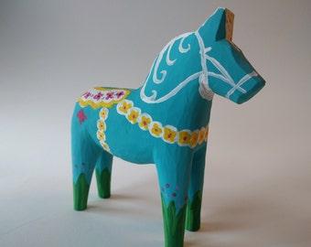 Swedish Spring Dala Horse