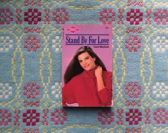 Stand By for Love - 1980s Sweet Dreams Novel No 136 - Vintage Romance Book