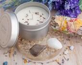 Full Moon Kit - Moon Kit - Moon Gift - Gemstone Set - Moon Gemstones - Moonstone - Bronzite