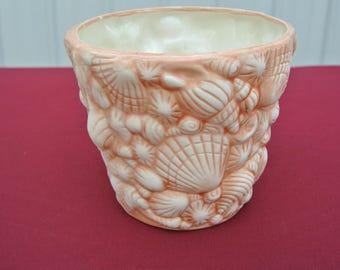 Ceramic Shell Planter