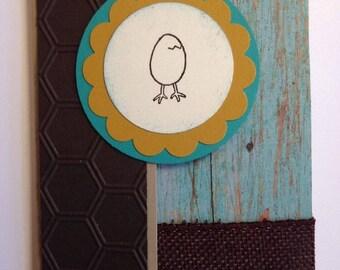 Stampin' UP! Good Egg Card Kit