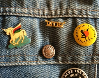 90's ditto pin