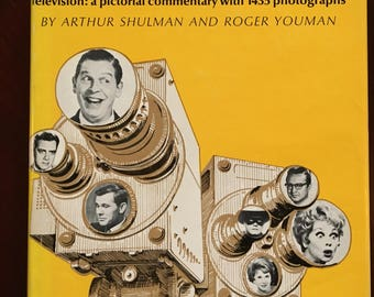 Book, How Sweet It Was, a history of TV