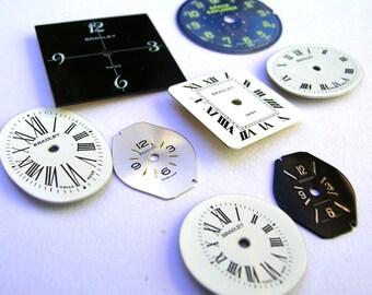 Watch Faces - Watch Face Lot - Steampunk Supplies