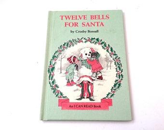 Twelve Bells for Santa, Crosby Bonsall, 1977