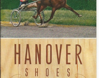 Vintage 1940's Hanover Shoes for Boys and Men Catalog