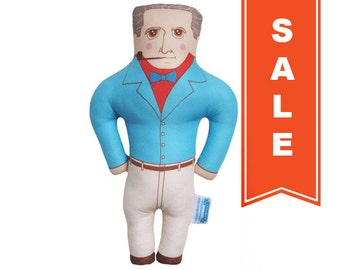 SALE - Norman Rockwell Doll - LIMITED EDITION