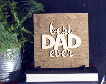 office gifts for dad. fatheru0027s day gift gifts for dad office decor sign best ever o
