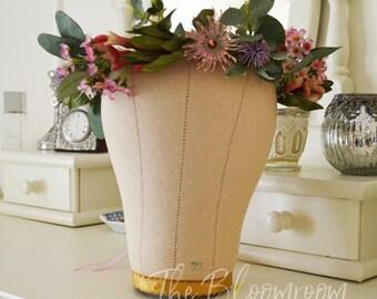 Australian native / Native flowers / Woodland wedding / Purple / Pink / Australia wildflower / Rustic head wreath / Wedding accessories