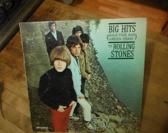 The Rolling Stones  (Big Tides and Green Grass)