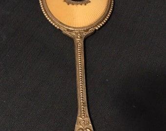 Mirror Fancy Vintage Handheld Mirror Cortage Chic