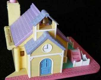 Vintage 1993 Polly Pocket School House