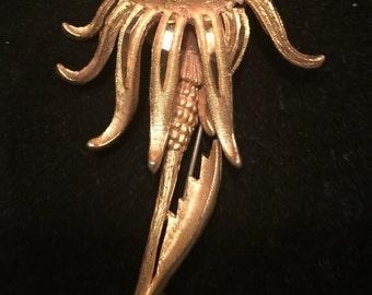 BSK Sunflower Pin