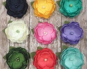 Sweet Deal of the Day -- Sweet Flower Hair Clips