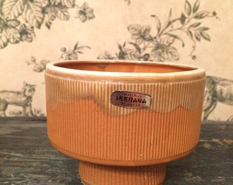 Original Ikebana Planter - Napcoware - With Original Made in Japan Label