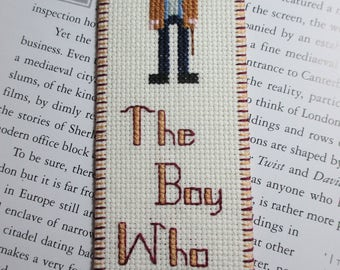 "Harry, ""The Boy Who - Reads"""